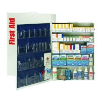 ANSI 200-Person Class B+ First Aid Kit With Meds