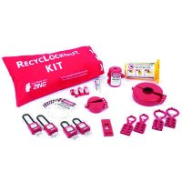 Zing® RecycLockout Lockout Bag Kit
