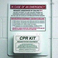 CPR Station