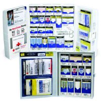 SmartCompliance™ Food Industry Cabinet with SmartTab™ ezRefill System First Aid Only 1301-RC-0103