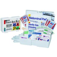 5 Person First Aid Kit First Aid Only FAO-130