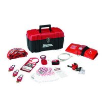Master Lock®  Personal Safety Lockout Pouch, Valve