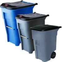 Brute Roll-Out Waste Containers