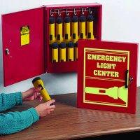 Emergency Flashlight Center