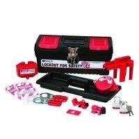 Personal Basic Lockout Kit w/ Keyed-Alike Steel Padlocks