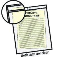 Heavy-Duty Hanging Document Holder