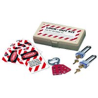 One Person Starter Lock Out Kits