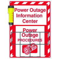 Power Outage Procedure Center