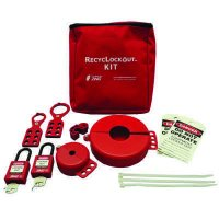 Zing® RecycLockout Valve Lockout Kit