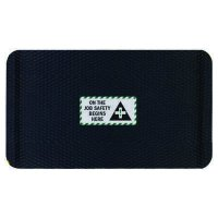 Hog Heaven™ Safety Message Anti-Fatigue Mats - On The Job Safety