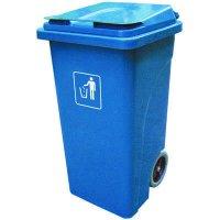 Wheeled Waste Receptacle