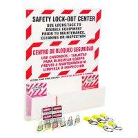 Prinzing® Bilingual Safety Lockout Center