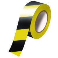 Striped Reflective Warning Tape