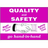 Quality & Safety Wallchart