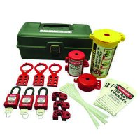 Zing® RecycLockout Lockout Kit with Deluxe Tool Box