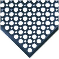 WorkRite Drainage Mats - Natural Rubber