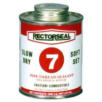 Rectorseal - No. 7 Pipe Thread Sealants  17432