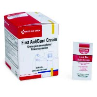 Burn Cream Pack First Aid Only G343