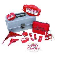 Brady 99684 Combination Lockout Toolbox With Brady Safety Padlocks & Tags