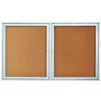 Corkboards Boards - Aluminum Frame