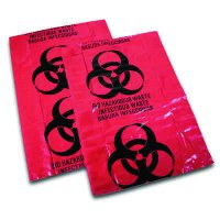 Medique® 10-Gallon Bio-Waste Bags - Medique 84413