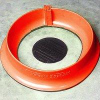 SpillBerm® Low Profile Drain Protector Ultratech 2052