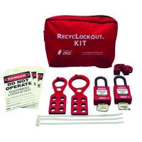 Zing® RecycLockout Lockout Kit for General Application
