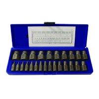 Irwin Hanson® - Multi-Spline Screw Extractor Sets  53227
