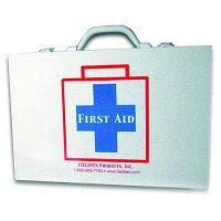 Fieldtex Empty Metal First Aid Cabinet