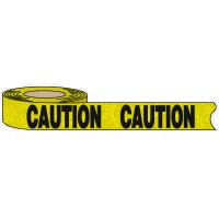 Caution Waterproof Textured Tapes