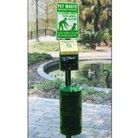 Pet Waste Disposal Station DOGIPOT 1003-L