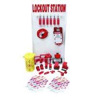 Brady Small Electrical Lockout Station