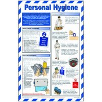 Personal Hygiene Workplace Wallchart
