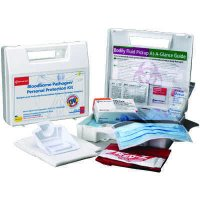 Bloodborne Pathogen/Personal Protection Kit First Aid Only 216-O