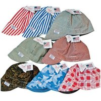 Comeaux Short Crown Assorted Print Welder's Cap