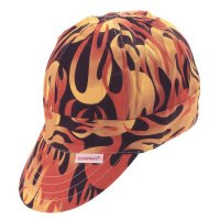 Reversible Assorted Pattern Welding Cap