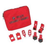 Brady 99300 120/277V Breaker Lockout Pouch