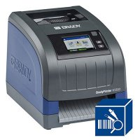 BradyPrinter i3300 with Brady Workstation Product and Wire ID Software Suite