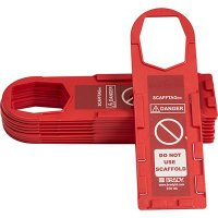 Danger - Do Not Use Scaffold Red Tag