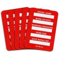 Vessel Name Microtag Inserts