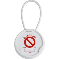 """Universal Tag Holder with 6"""" Plastic Strap Kits"""