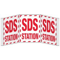 3D Projection Signs - SDS Station