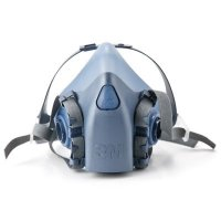 3M Half Facepiece 7500S Reusable Respirator