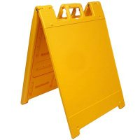 """A-Frame Portable Stands - 36""""h x 25""""w"""