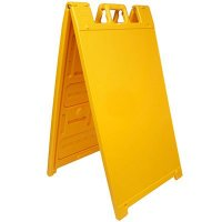 """A-Frame Portable Stands - 45""""h x 25""""w"""