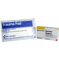 Absorbent Gauze Compress First Aid Only AN205
