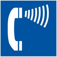 Volume Control Symbol Signs - ADA