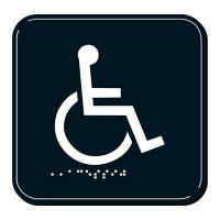 Handicap Symbol ADA Signs