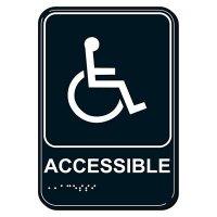 Handicap Accessible ADA Signs