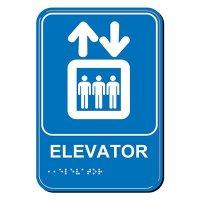 Elevator ADA Signs